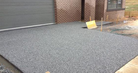 Exposed Aggregate Concrete Services